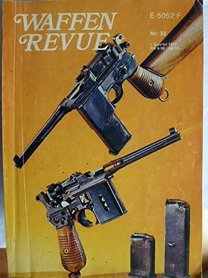 "Pistole /""Little Tom/"" 24 Volkssturm-Selbstladekarabiner Waffen-Revue Nr"