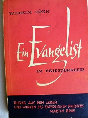 Ein Evangelist im Priesterkleid;Martin Boos: Jörn, Wilhelm: