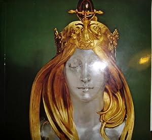 Jugendstil Glas, Porzellan, Keramik, Metall, Möbel, Skulpturen: Franzke, Irmela: