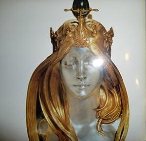 Jugendstil Glas, Graphik, Keramik, Metall, Möbel, Skulpturen: Franzke, Irmela: