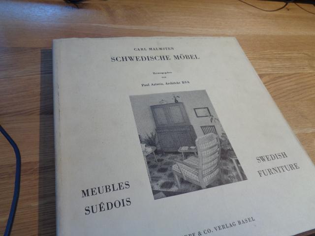 schwedische mobel meubles suedois schwadisch furniture carl malmsten paul