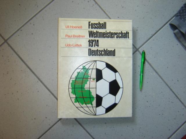 Fussball Weltmeisterschaft 1974 In