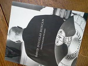 Photographs Picasso: David Douglas Duncan