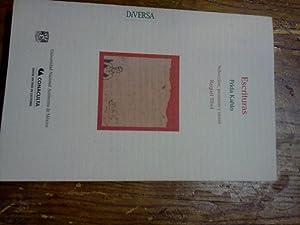Escrituras: Kahlo, Frida; Tibol,
