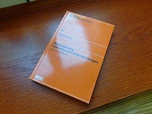 """Steuerplanung internationaler Unternehmungen: System und Methode (Schriftenreihe """"..."""
