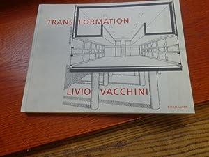 Transformation Livio Vacchini: Blaser, Werner