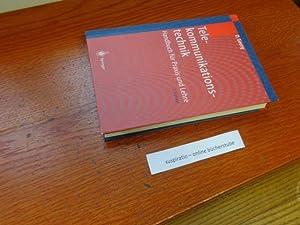 Telekommunikationstechnik: Handbuch für Praxis und Lehre (German Edition): Georg, Otfried