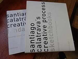 Santiago Calatrava's Creative Process 2 VOLS: Santiago Calatrava