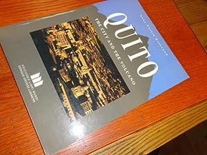 Quito: The city and the volcano: Collin Delavaud, Anne