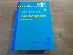 Kommentar zum Markenrecht.: Matthias Brandi-Dohrn; Stefan