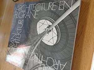 Filigran Architektur: Metall- und Glaskonstruktion = Architecture: Werner Blaser