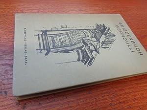Aus dem Skizzenbuch eines Architekten: Bernoulli, Hans Herausgegeben