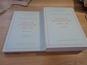 Missale Basileense saec. XI: (Codex Gressly) (Spicilegium: Catholic Church