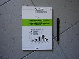 Untersuchungen zur Regulation von Getreideblattlauspopulationen unter dem Einfluß der ...