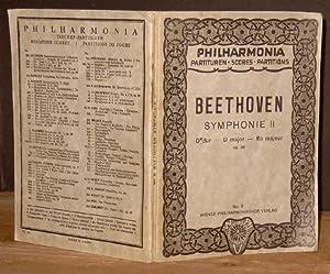 Beethoven Symphonie II - D dur; D: Beethoven, Ludwig Van
