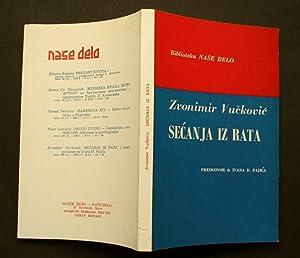 Secanja iz Rata: Vuckovic, Zvonimir