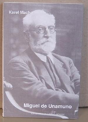 Miguel De Unamuno: Mukotrpni Put Jedne zivotne: Macha, Karel