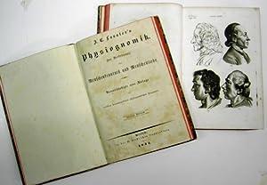 J. C. Lavater's Physiognomik. Zur Beförderung der: Lavater, Johann Caspar: