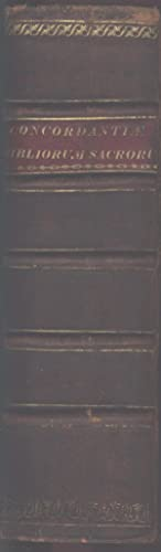 Sacrorum Bibliorum Vulgatae Editionis Concordantiae Hugonis Cardinalis: Hugo de Sancto