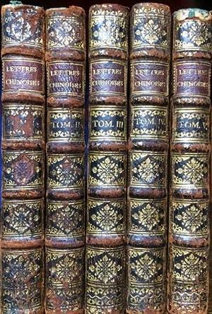 Lettres chinoises, ou Correspondance philosophique, historique et: Boyer, Jean Baptiste