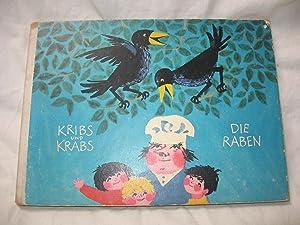 Kribs und Krabs - die Raben: Mund Elfriede