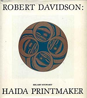 Robert Davidson, Haida printmaker. Introduction of Hilary Stewart. Biography of Robert Davidson.