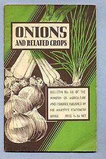 ONIONS and Related Crops.