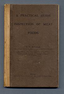 A PRACTICAL GUIDE TO the INSPECTION OF: A. E. Bonham