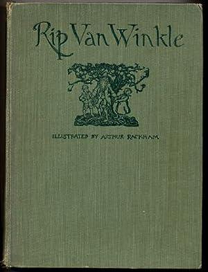 "Rip Van Winkle.: IRVING, Washington, ""with"