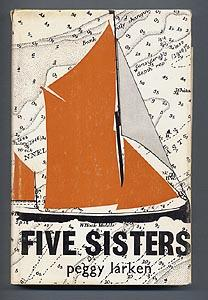 FIVE SISTERS: Peggy Larken (with