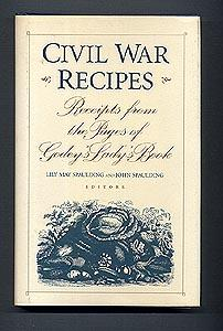 CIVIL WAR RECIPES: Receipts from the Pages: Lily May Spaulding