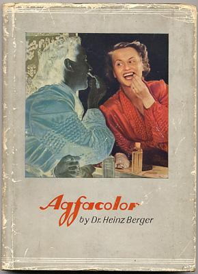 AGFACOLOR by Dr. HEINZ BERGER