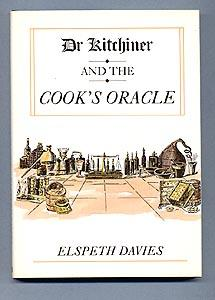 Dr. KITCHINER and THE COOK'S ORACLE: Elspeth Davies