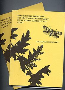 PHYLOGENETIC STUDIES ON THE LEAF-MINING MOTH FAMILY NEPTICULIDAE (LEPIDOPTERA). Parts 1 and 11 (2...