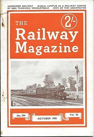 The Railway Magazine October 1950, No. 594: Marshall, R A