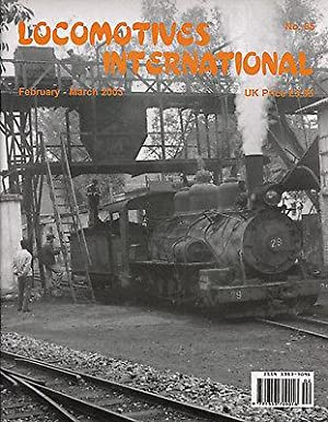 Locomotives International: February - March 2003 No: Catchpole, Paul (Ed)