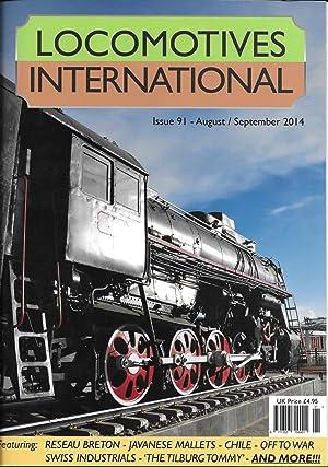 Locomotives International, Issue 91 - August /: McCall, Iain (Editor):