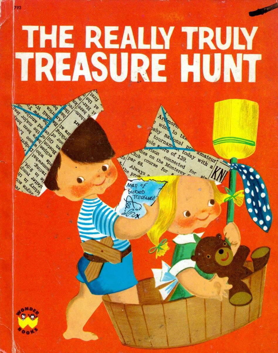 Treasure Hunt AbeBooks