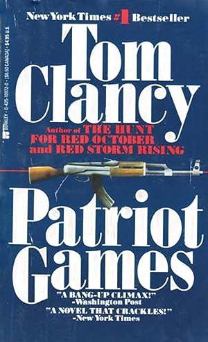Patriot Games: Clancy, Tom
