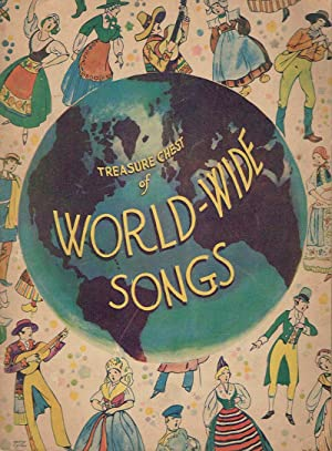 Treasure Chest of World Wide Songs: Treasure Chest Publications