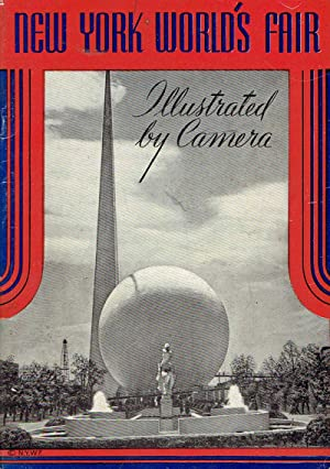 New York World's Fair: Illustrated By Camera: Manhattan Post Card