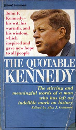 The Quotable Kennedy