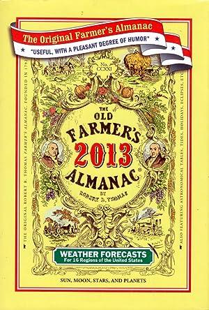 The Old Farmer's Almanac 2013: Almanac, Old Farmer?s