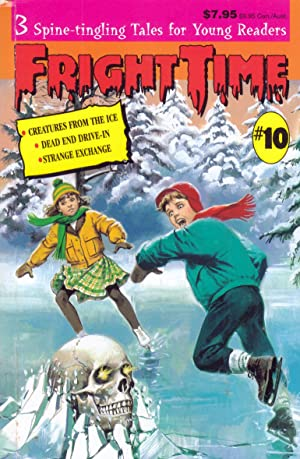 Fright Time #10: Creatures From the Ice;: Lar