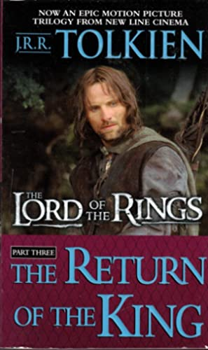 Lord Of Rings #3 Return Of King Modern Classic