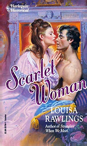 Scarlet Woman: Rawlings, Louisa