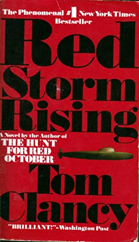 Red Storm Rising: Clancy, Tom
