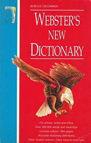 Webster's New Dictionary (Concise Edition)
