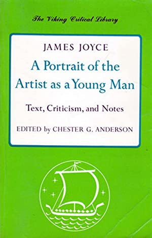 A Portrait of the Artist as a: Joyce, James; Anderson,