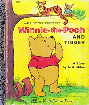 Winnie-the-Pooh and Tigger (Little Golden Book #D121): Milne, A. A.